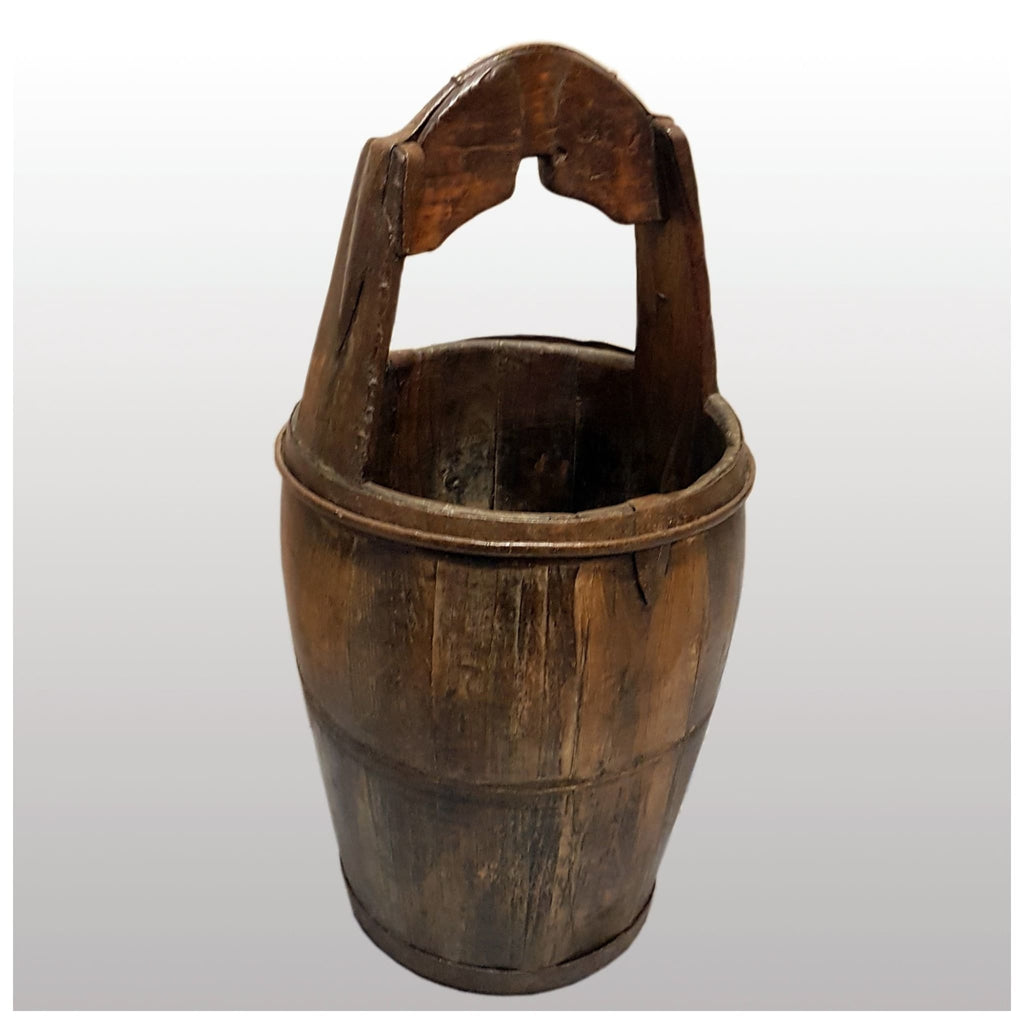 Miscellaneous - Antique Chinese Water Bucket