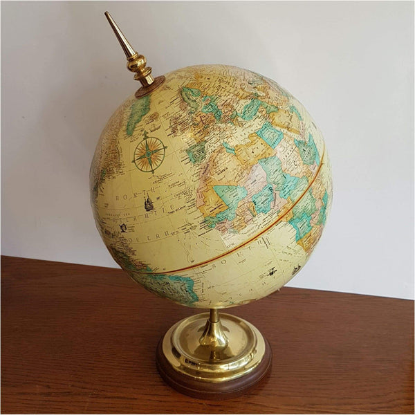 Miscellaneous - Antique Style Desk Globe