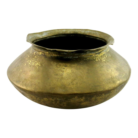 Miscellaneous - Hammered Brass Bowl