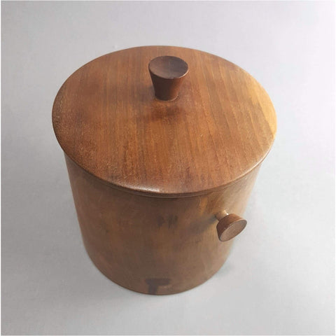 Miscellaneous - Handturned Wooden Ice Bucket