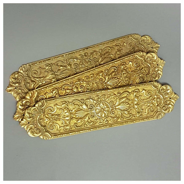 Miscellaneous - Ornate Ormolu Door Plate