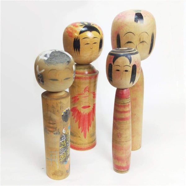 Miscellaneous - Vintage Kokeshi Dolls