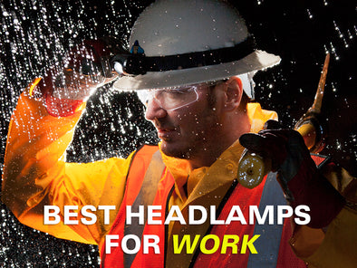 The Best Headlamps For Work Conditions