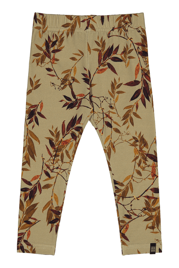 Golden Botany Leggings
