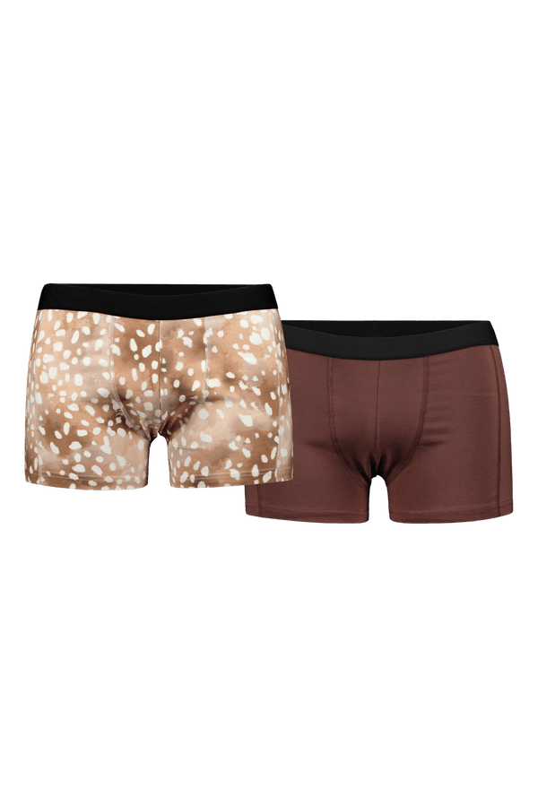 Boxers 2-pack, Bambi/Roots