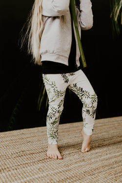 Spring Vine Leggings