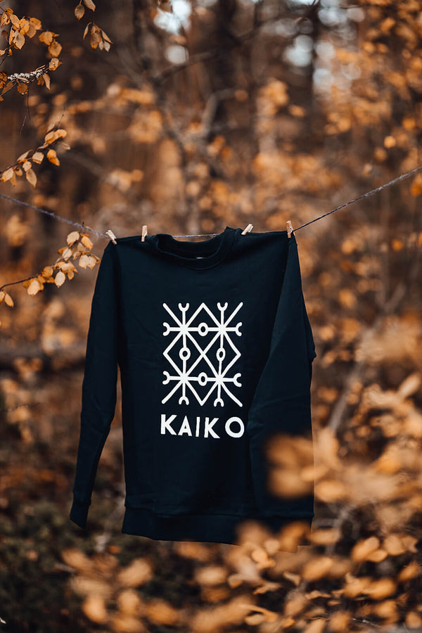 Kaiko Sweatshirt, Black