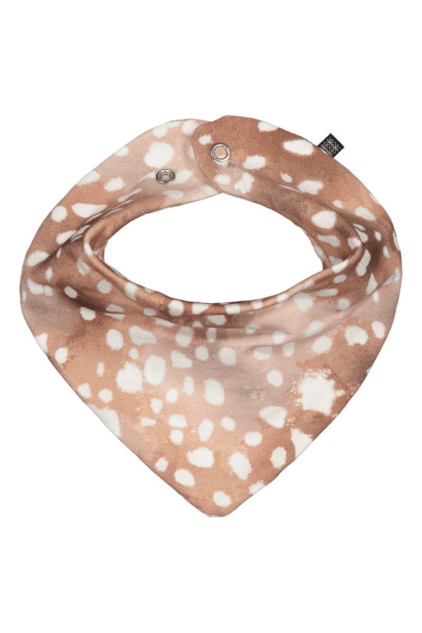Triangle Scarf, Copper Bambi