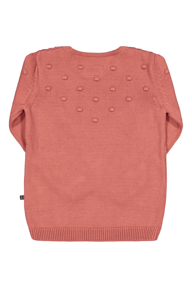 Bubble Knit, Raspberry