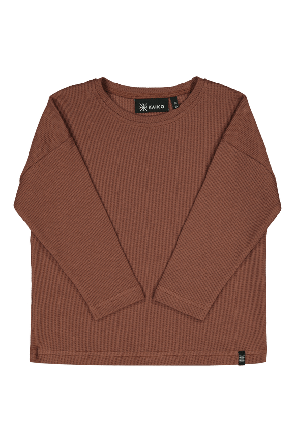 Box Sweater, Hazel