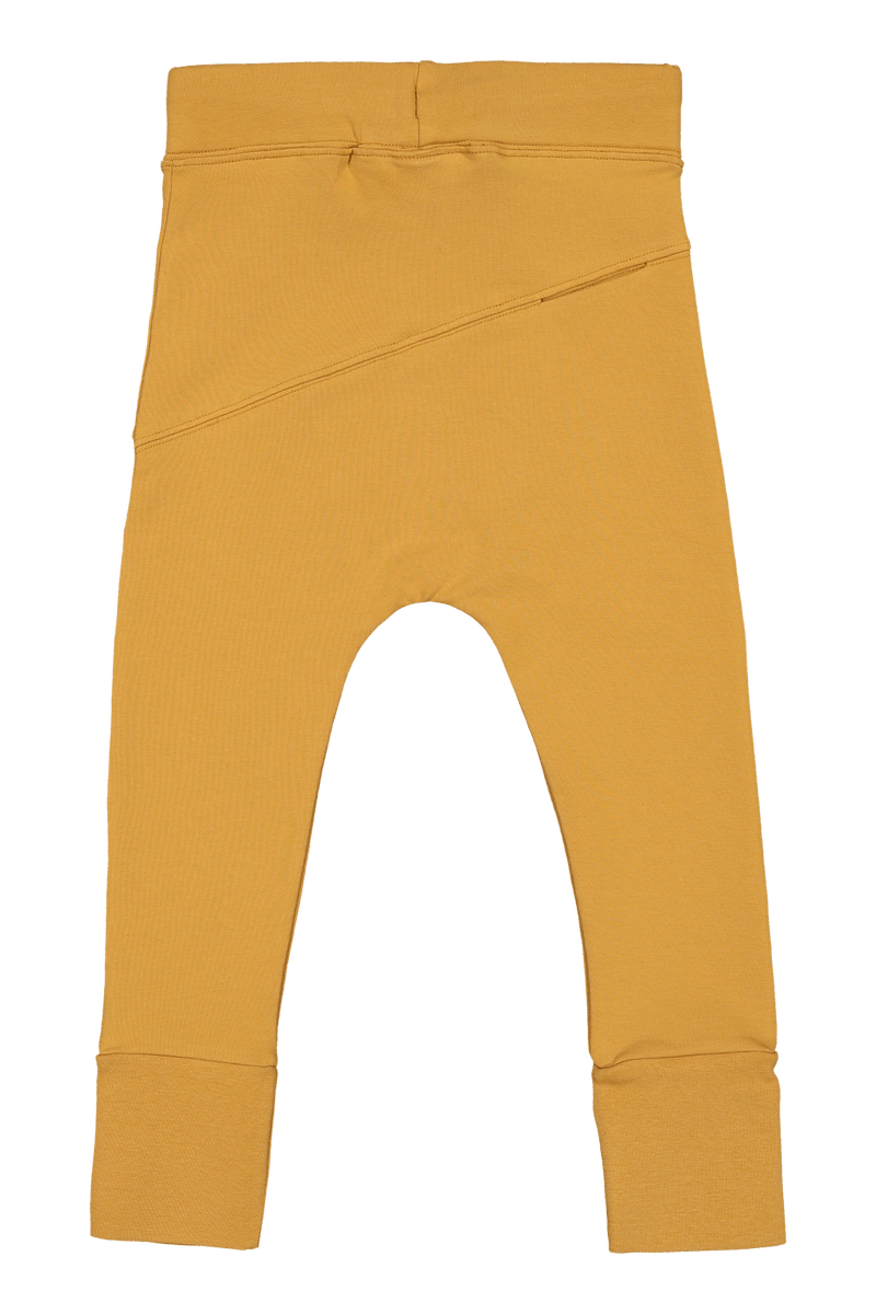 Sloper Pants, Ochre