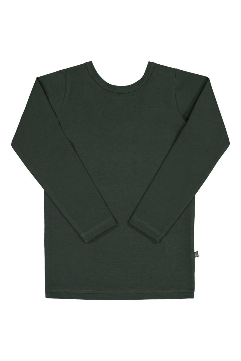 Cross Shirt LS, Forest
