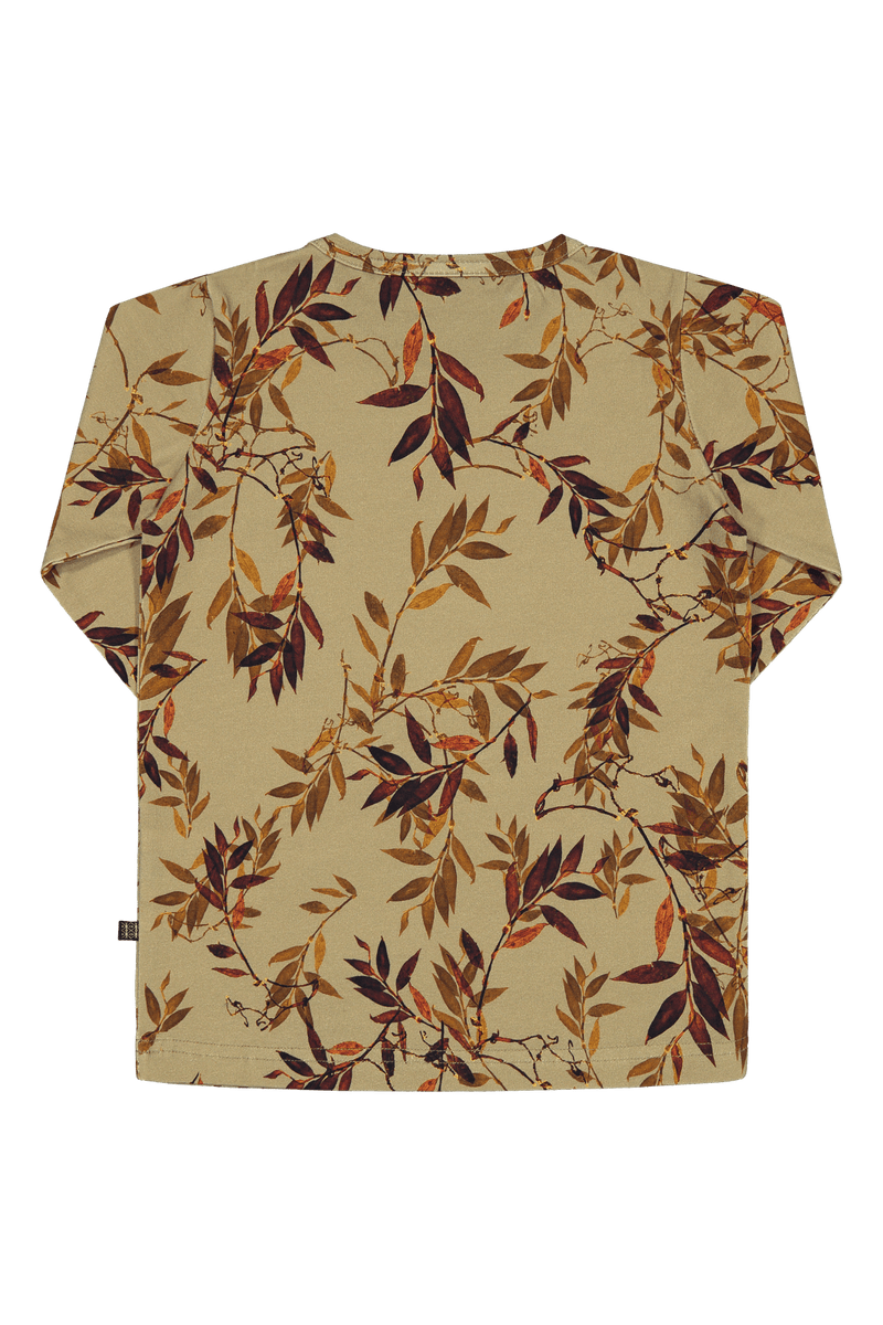 Golden Botany Shirt LS