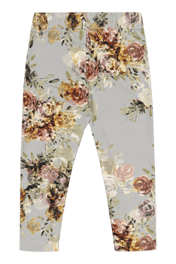 Vintage Flora Leggings