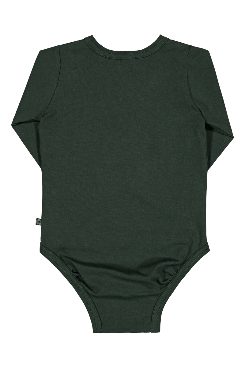 Wrap Body LS, Forest