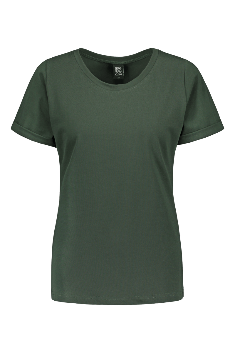 Everyday T-shirt Ss, Forest
