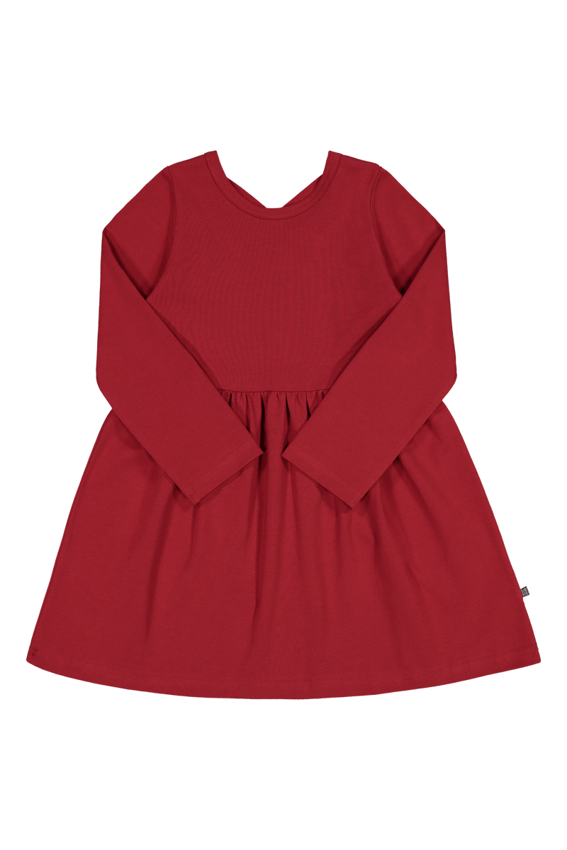 Cross Dress Ls, Red