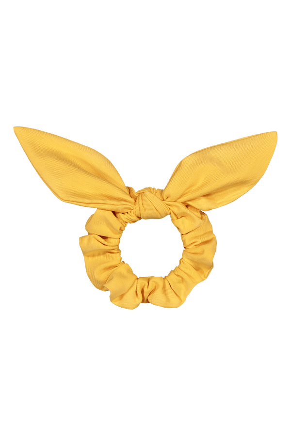 Bow Scrunchie, Citrus