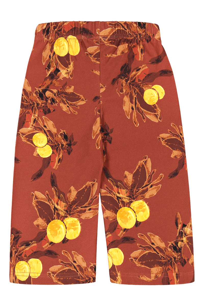 Culottes, Amber Orange