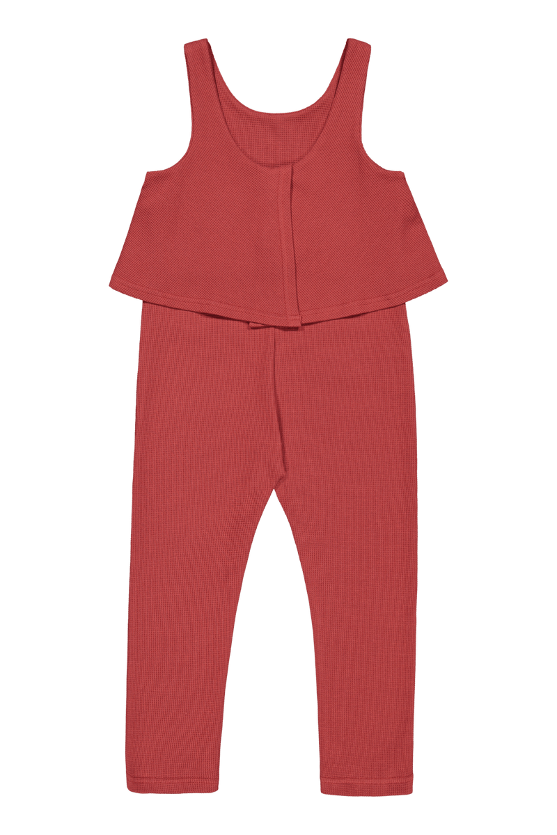 Oasis Jumpsuit, Chili