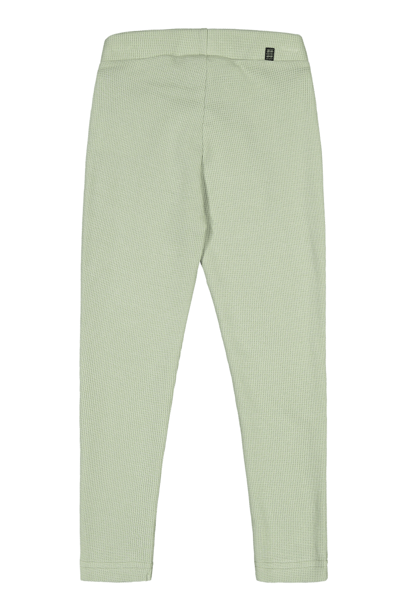 Pleat Pants, Pistachio