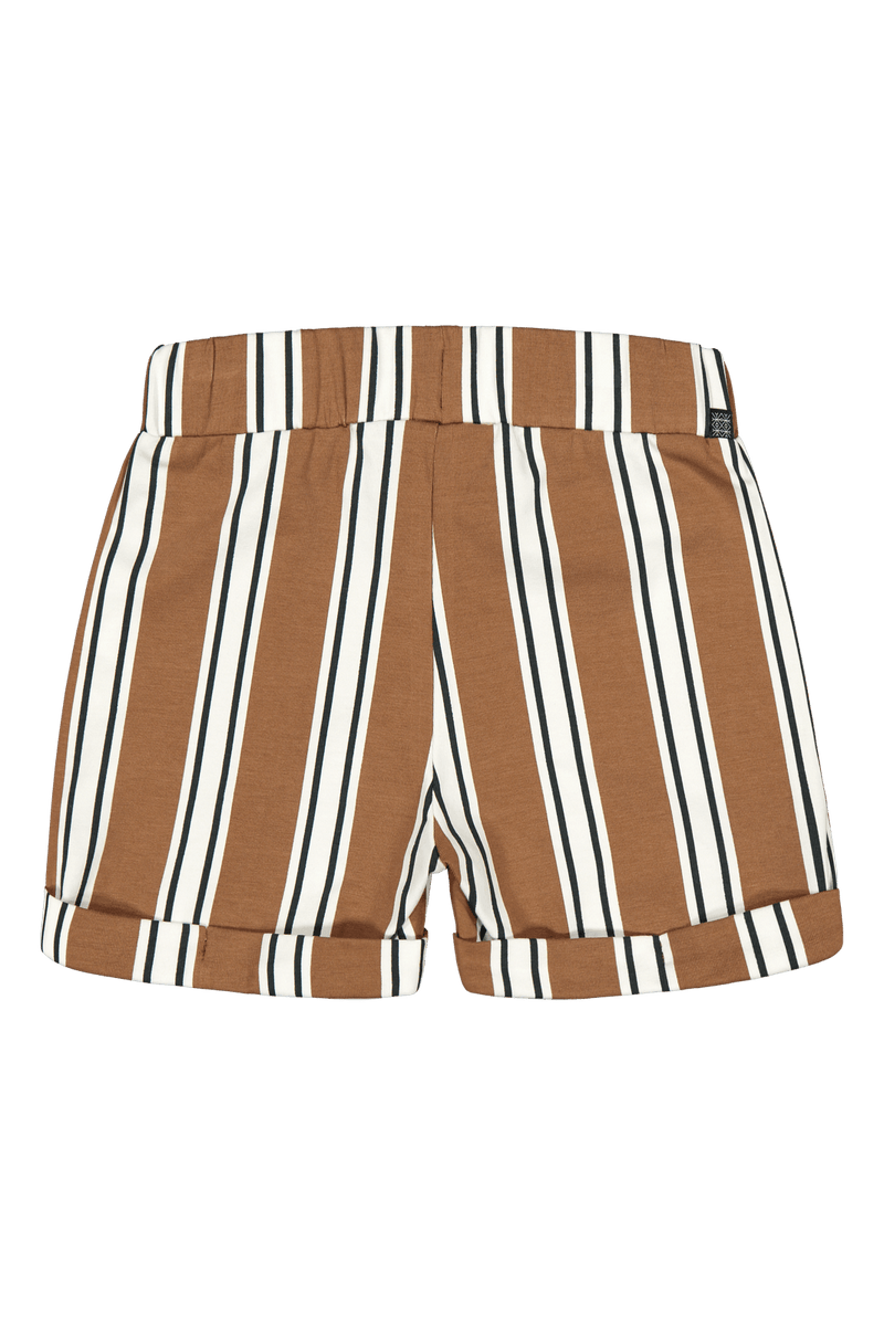 Summer Shorts, Hazel Stripe