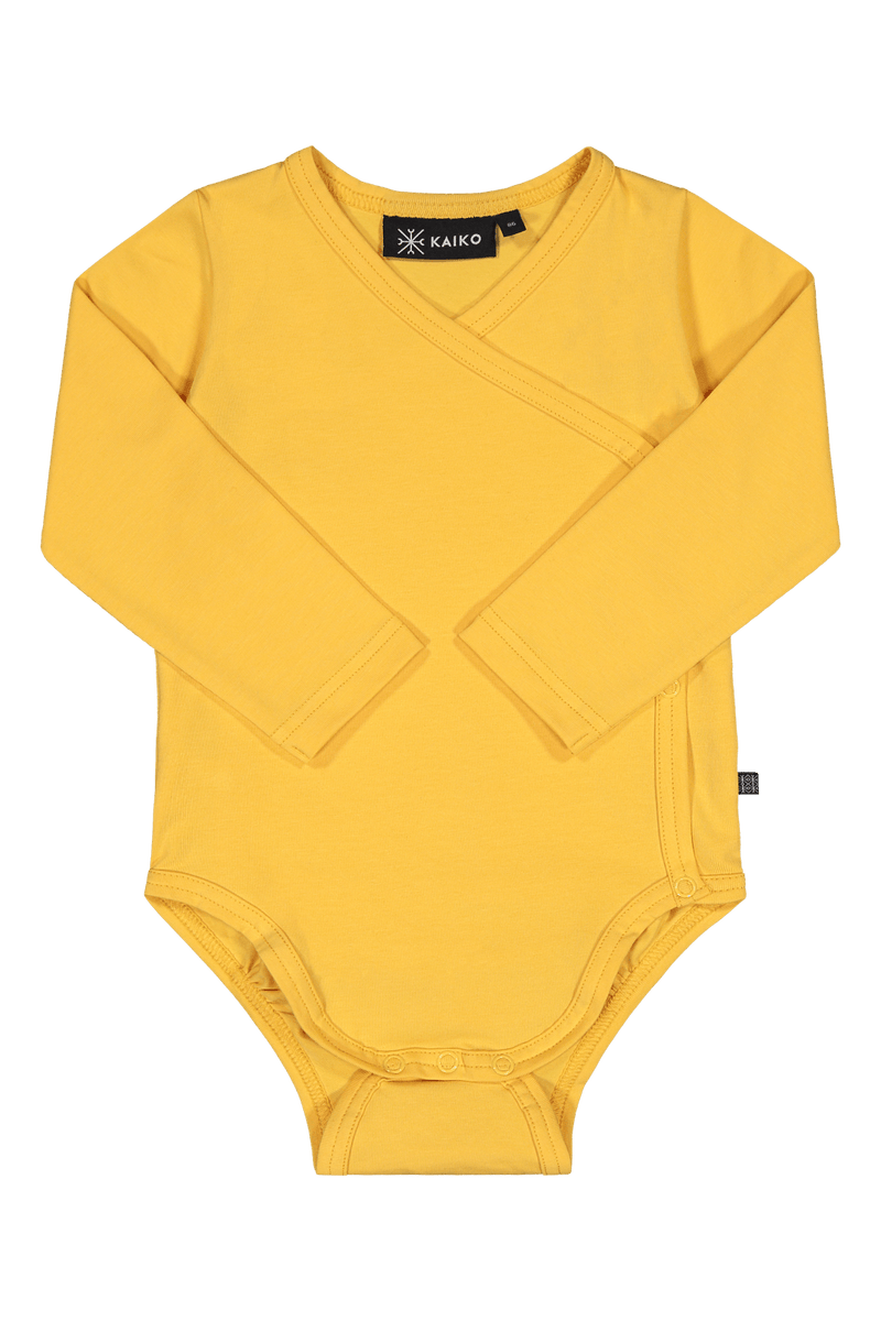 Wrap Body Ls, Citrus