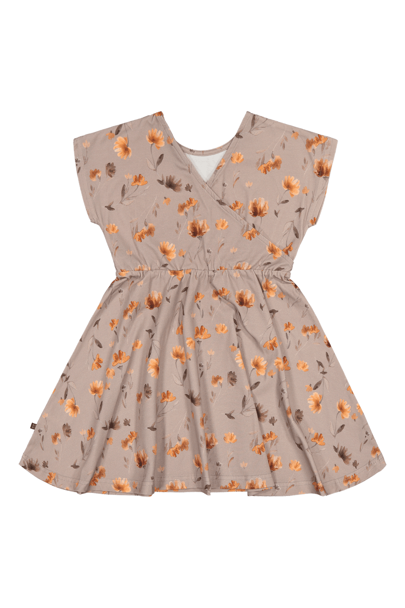 Breeze Dress, Poppy Field