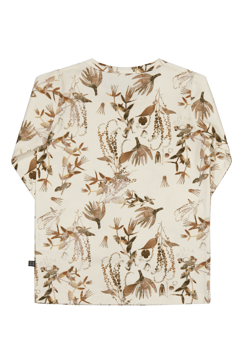 Dried Botany T-shirt Ls