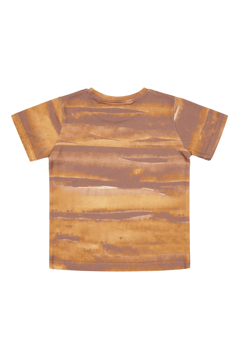 Treasure T-shirt Ss, Ginger Canvas