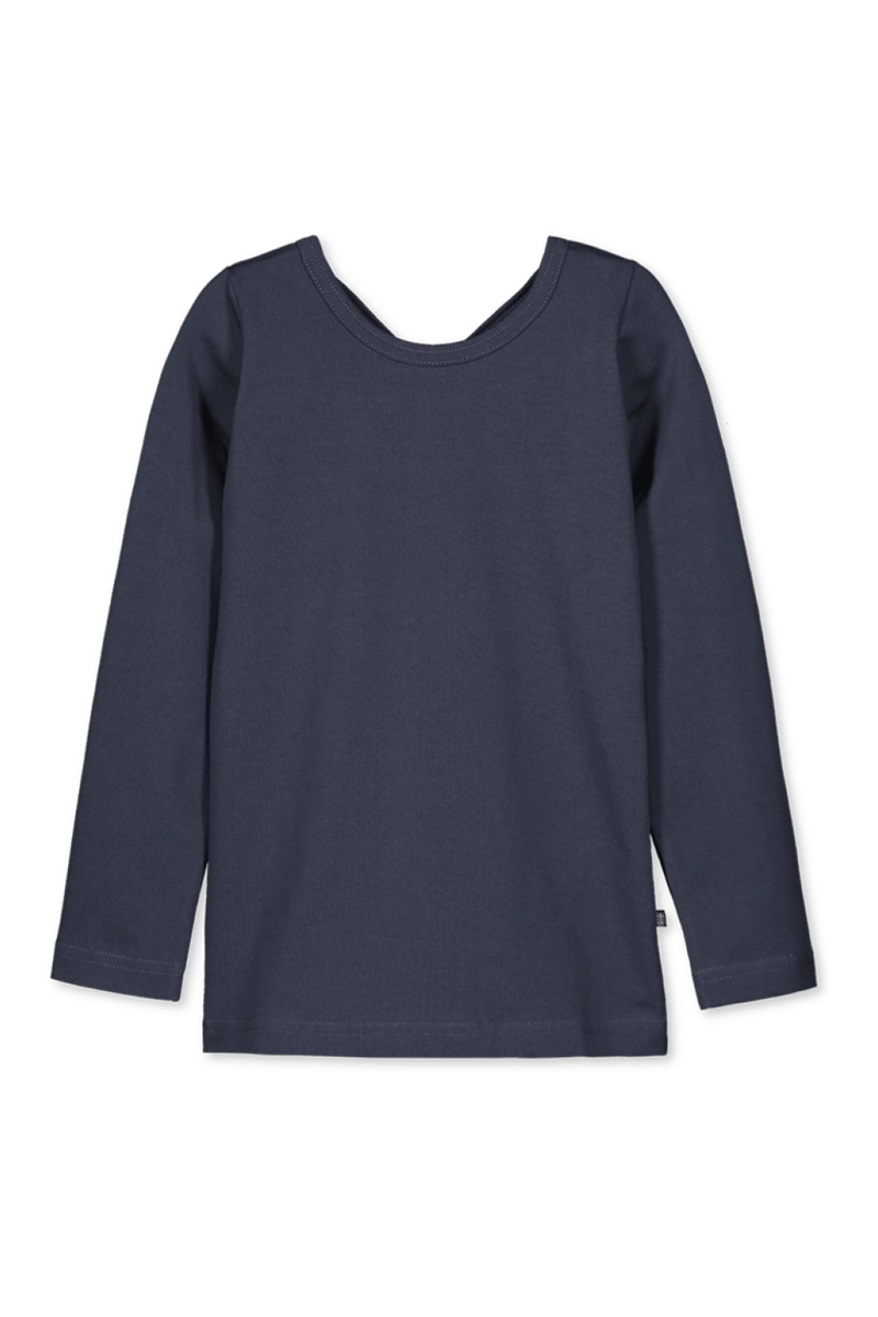 Cross Shirt Ls, Indigo