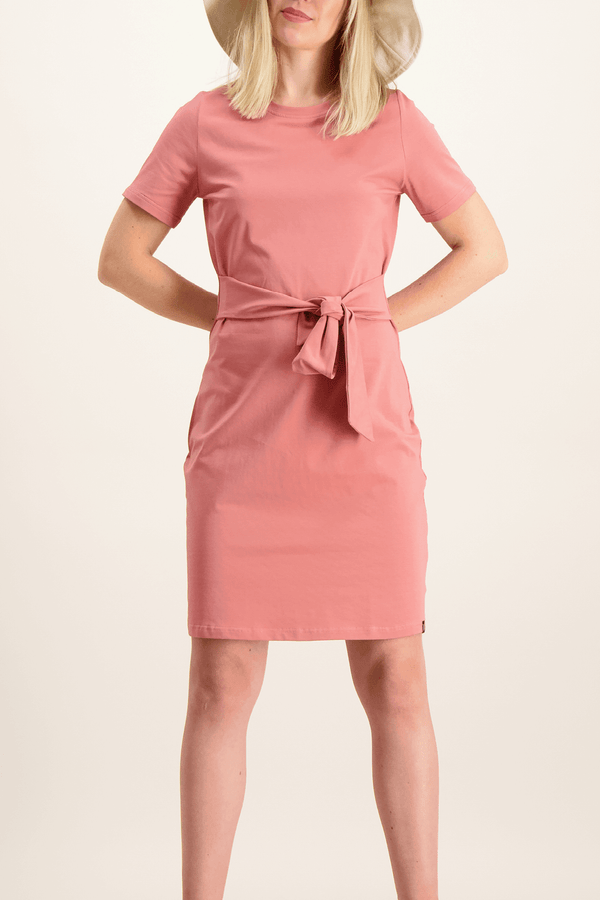 T-shirt Dress, Peony