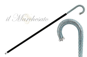 LUXURY AQUAMARINE WALKING CANES