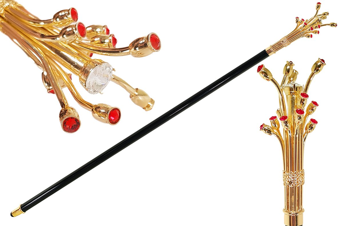 Luxurious Walking Stick flower collection - il-marchesato