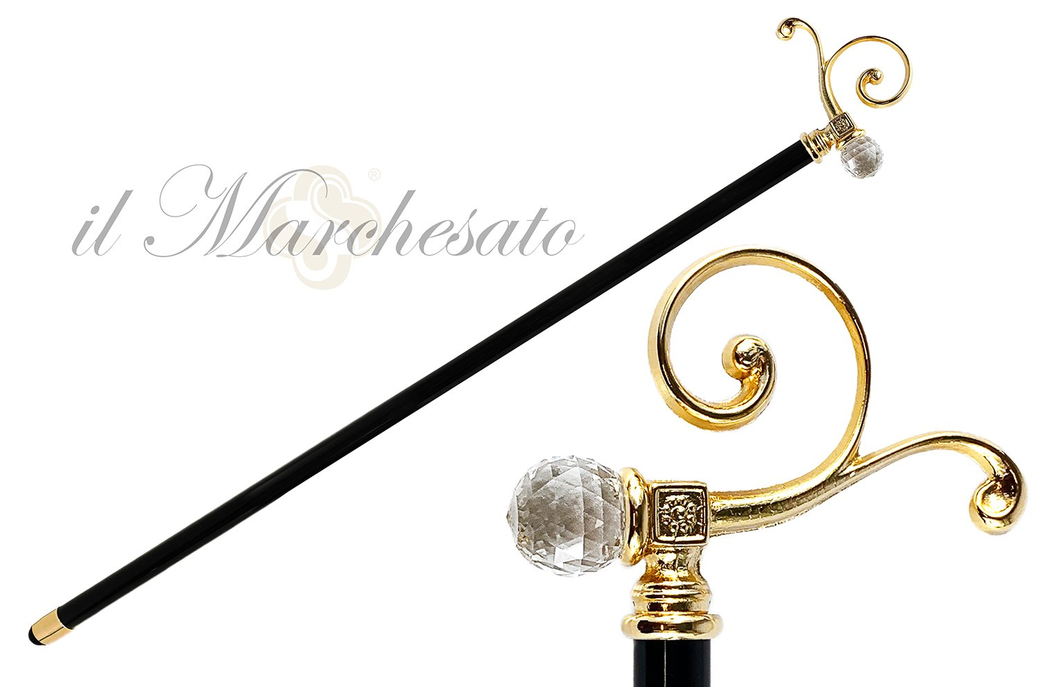 BEAUTY COLLECTIBLE BRASS WALKING STICKS