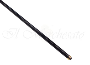 Fine Walking Sticks - Black Swarovski Strass - il-marchesato
