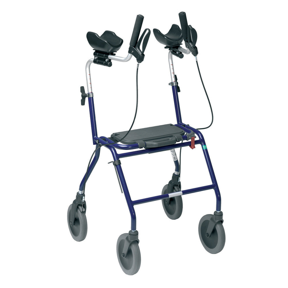 Four-Wheeled Walkers & Walking Aids
