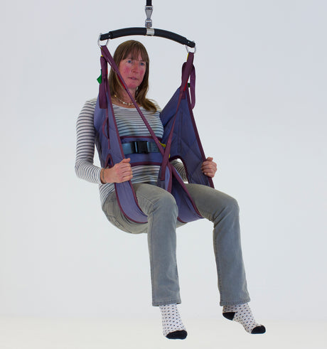 Standard - Dress / Toilet/ Convenience Sling with Padded Roll
