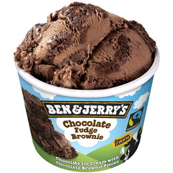 Ben & Jerry's Chocolate Fudge Brownie - 6 Unidades