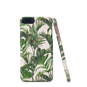 Plant Print iPhone Case - Anabella's