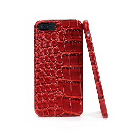 Crocodile Pattern iPhone Case - Anabella's