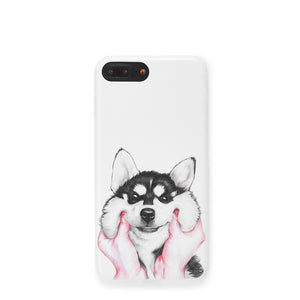 Dog Print iPhone Case - Anabella's