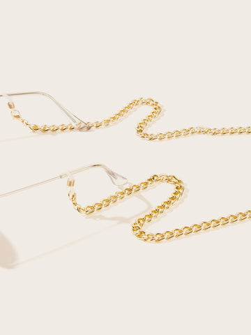 Simple Glasses Chain