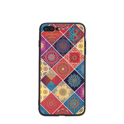 Flower Print iPhone Case - Anabella's