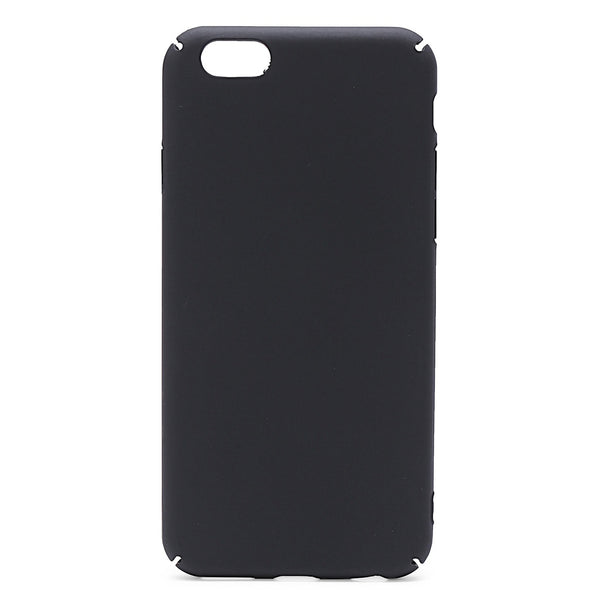 Plain iPhone Case In Black - Anabella's
