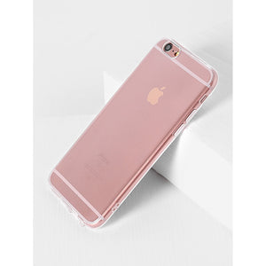 Clear Simple iPhone Case - Anabella's