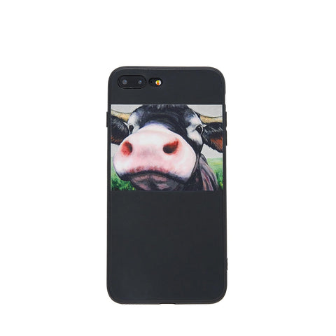 Cattle Print iPhone Case - Anabella's