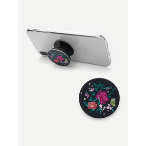 Floral Phone Gasbag Phone Holder - Anabella's