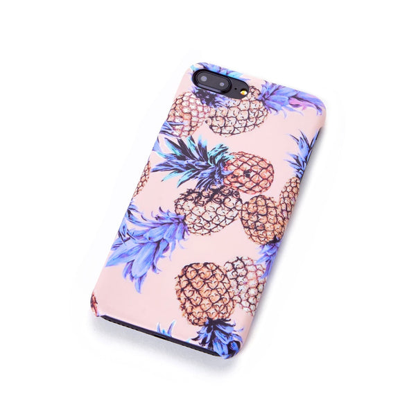 Pineapple Print iPhone Case - Anabella's