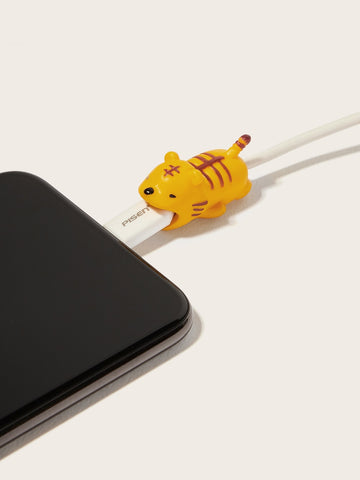 Tiger Design USB Cable Protector